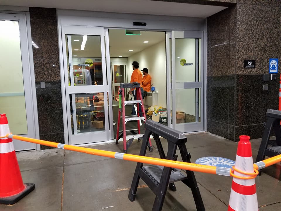 Michigan Commercial Door Repair