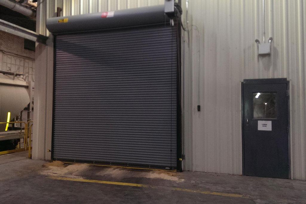 Commercial & Industrial Door Service