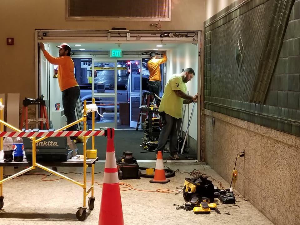 Michigan Commercial Door Repair