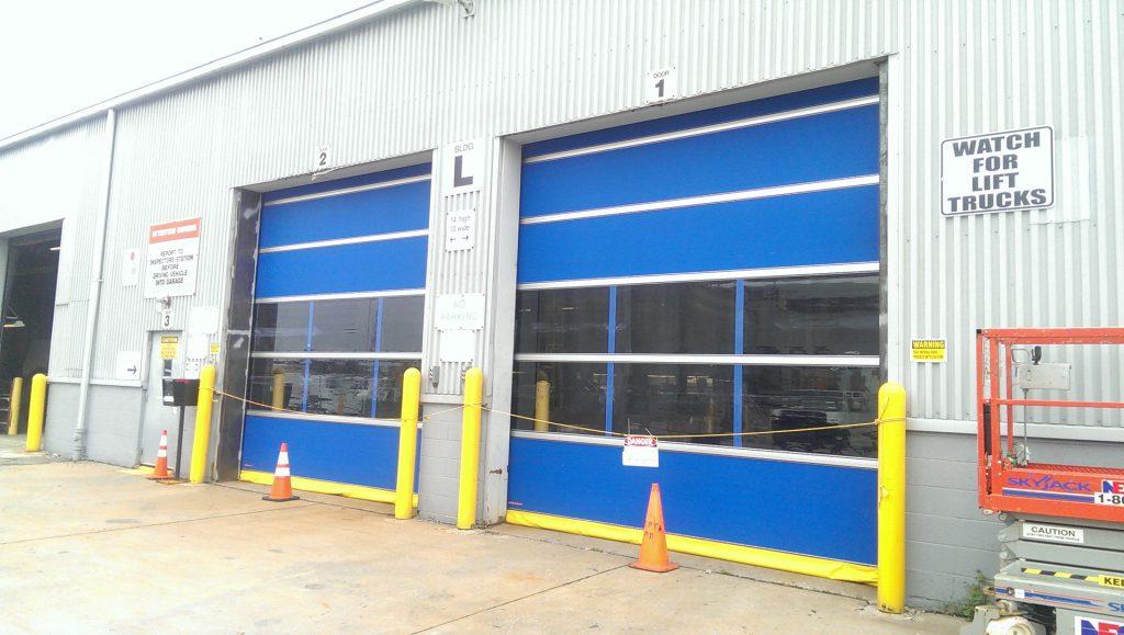 Commercial and Industrial Door Service